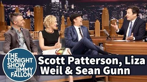 Scott Patterson, Liza Weil and Sean Gunn Support Jimmy's Gilmore Girls Fever