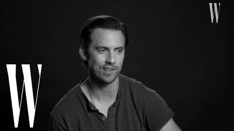 """Milo Ventimiglia Confirms That Gilmore Girls' Jess Had """"Good Hair"""" and """"Dope Jackets"""" W magazine"""