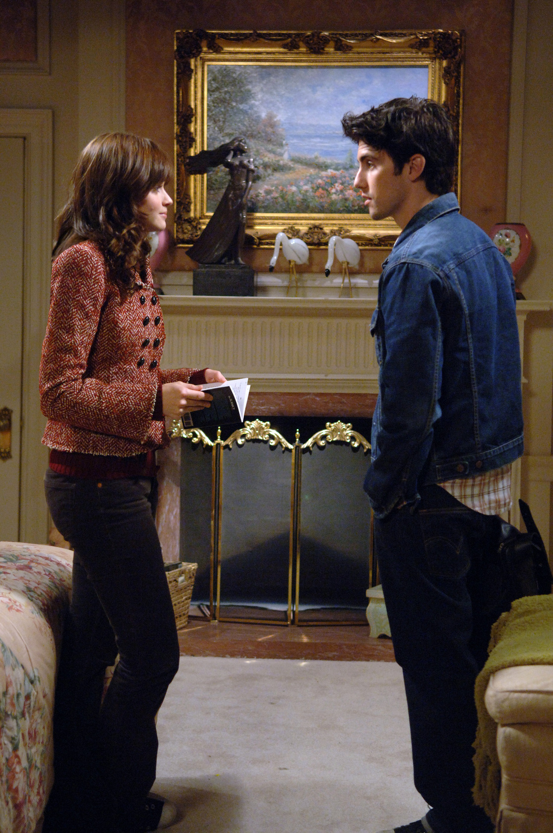 Jess and Rory