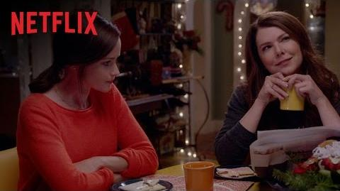 Gilmore Girls A Year in the Life - Date Announcement - Netflix