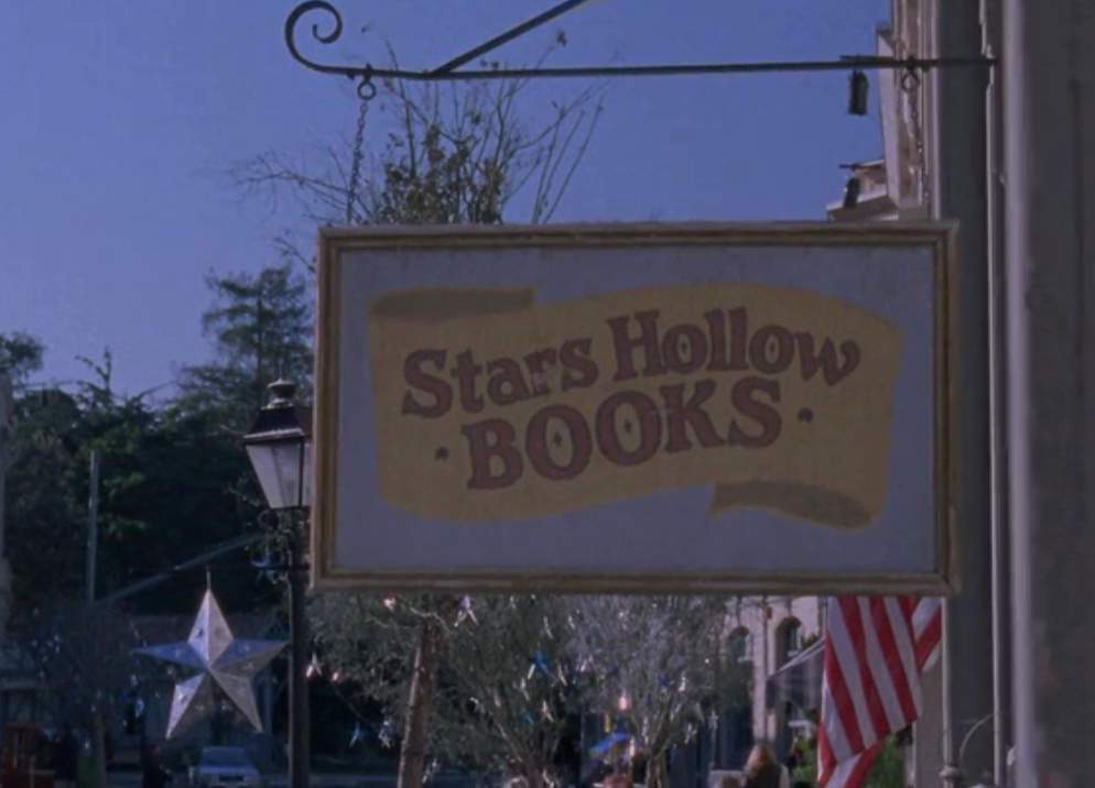 Stars Hollow Books