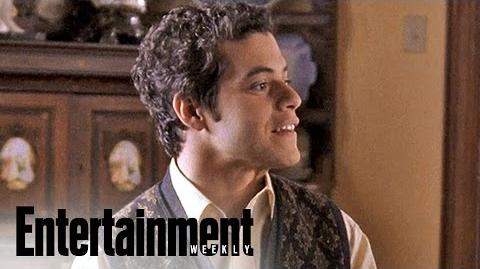 Gilmore Girls How Rami Malek Got His First Acting Job PopFest Entertainment Weekly