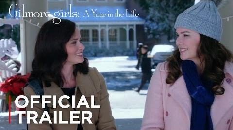 Gilmore Girls A Year in the Life Official Trailer HD Netflix