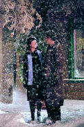 Love and war and snow