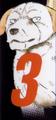 Tamasaburō GDN Vol 3 Spine