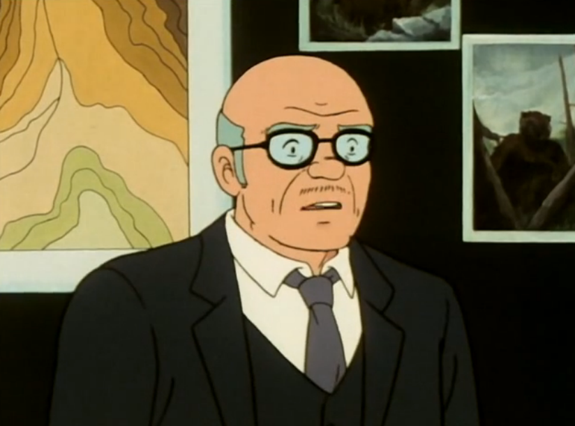 Hidetoshi's Uncle