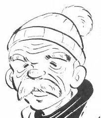 Takeo Sugaya's Grandfather