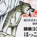 Kurotora GTFW Vol 1 Back Cover