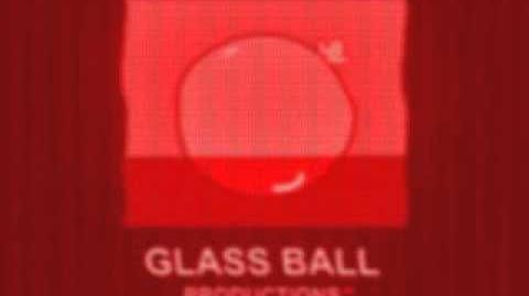 Bloody Glass Ball Logo