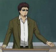 Hasegawa teacher