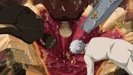 Hijikata, Sougo and Gintoki Episode 242