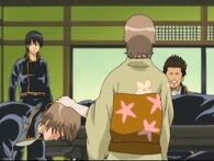 Sougo, Yamazaki, Mitsuba and Kondou Episode 86