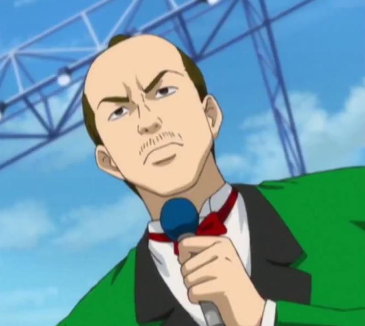 Announcer 3