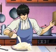 Hijikata cooking show