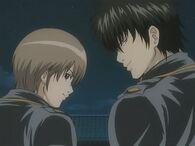 Sougo and Hijikata Episode 14