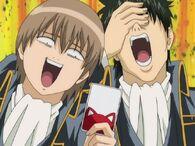 Sougo and Hijikata Episode 35