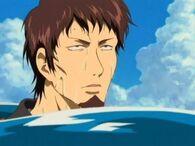 Taizou Hasegawa without sunglasses