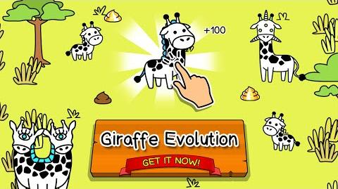 Giraffe Evolution - Clicker Game for iPhone and Android