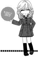 Winter coat sugi