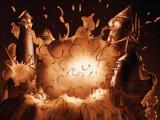 Attack on Castle Heterodyne