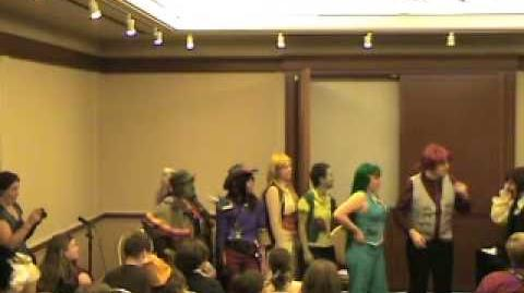Kumoricon 2009 Girl Genius Dating Game pt 4