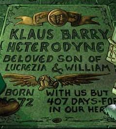 Klaus Barry Heterodyne