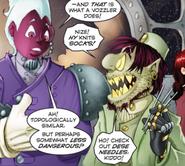 Kjarl thotep explains vozzler