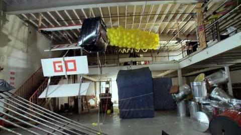 OK Go - This Too Shall Pass - Rube Goldberg Machine version - Official