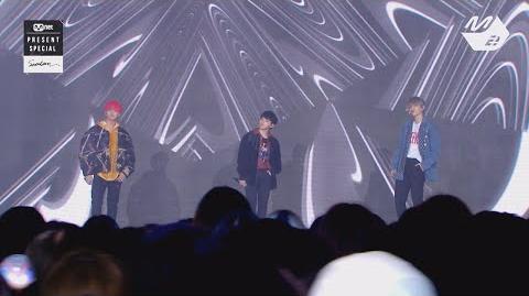 -Mnet Present Special- SEVENTEEN - CHANGE UP