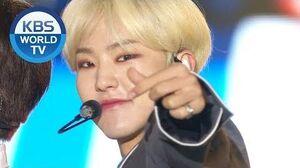 SEVENTEEN(세븐틴) - Snap Shoot Music Bank 2019.10