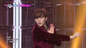 독(Fear) - SEVENTEEN(세븐틴) 뮤직뱅크 Music Bank 20190920