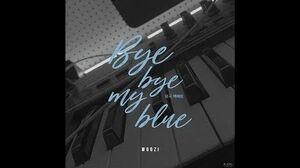 COVER WOOZI - Bye bye my blue (원곡 백예린)