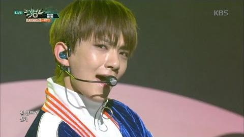 뮤직뱅크 Music Bank - 세븐틴 - 붐붐 (SEVENTEEN - BOOMBOOM)