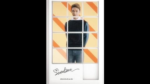 JUN- SEVENTEEN(세븐틴) - FIRST ALBUM LOVE&LETTER