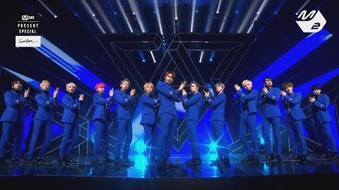Mnet Present Special SEVENTEEN - 박수(CLAP)
