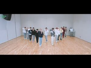 -Choreography Video-SEVENTEEN - ひとりじゃない