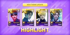 HIGHLIGHT card theme