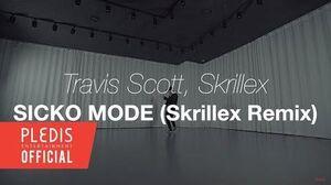DINO'S DANCEOLOGY SICKO MODE (Skrillex Remix) - Travis Scott, Skrillex
