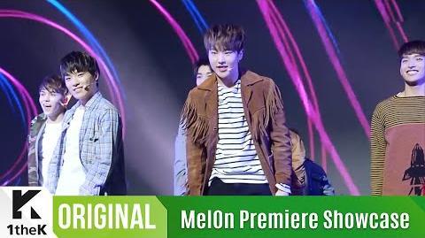 -MelOn Premiere Showcase- SEVENTEEN(세븐틴) Still Lonely(이놈의 인기)