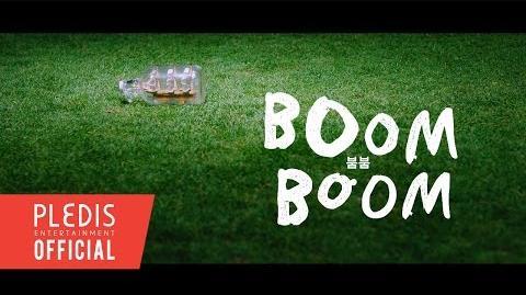 -TEASER- SEVENTEEN(세븐틴) - '붐붐'(BOOMBOOM) MV Teaser 01