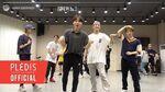INSIDE SEVENTEEN 'Snap Shoot' Dance Practice Behind
