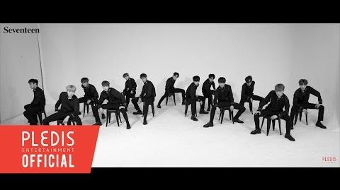 Choreography Video SEVENTEEN(세븐틴)-Wild Eyes(원곡 신화)