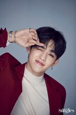 S.Coups Singles Magazine May