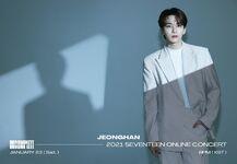 Jeonghan 2021 SEVENTEEN ONLINE CONCERT IN-COMPLETE'