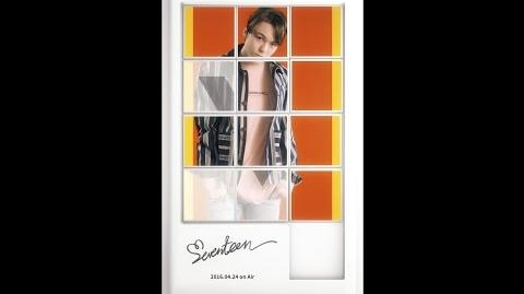 VERNON- SEVENTEEN(세븐틴) - FIRST ALBUM LOVE&LETTER