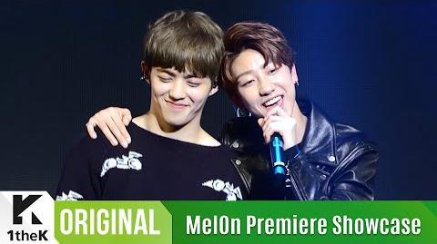 -MelOn Premiere Showcase- SEVENTEEN(세븐틴) Drift Away(떠내려가)