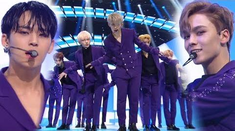《Comeback Special》 SEVENTEEN(세븐틴) - CLAP(박수) @인기가요 Inkigayo 20171112