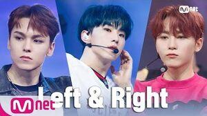 '최초 공개' ♬ Left & Right - 세븐틴(SEVENTEEN) 세븐틴 컴백쇼 헹가래 200622