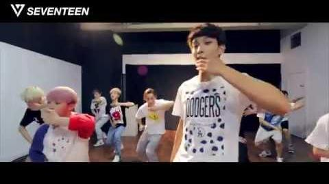 -Dance Practice- SEVENTEEN(세븐틴) -'아낀다(Adore U) - 'Follow Me' Ver.
