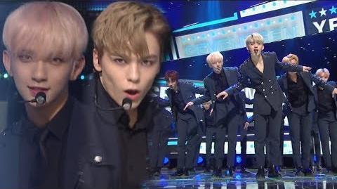 《POWERFUL》 SEVENTEEN(세븐틴) - CLAP(박수) @인기가요 Inkigayo 20171119